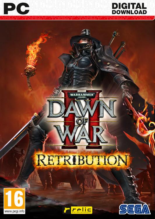 Warhammer 40,000: Dawn of War II - Retribution - The Last Standalone (PC) DIGITAL
