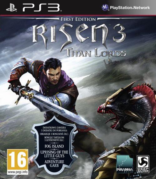 Risen 3: Władcy tytanów (PS3)