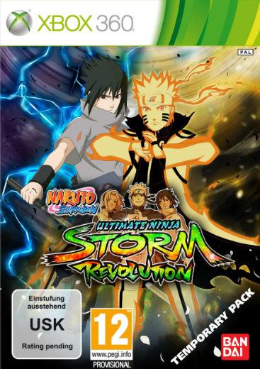 Naruto Shippuden: Ultimate Ninja Storm Revolution (X360) PL Edycja Samuraja