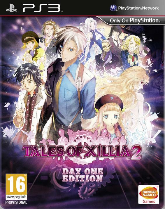 Tales of Xillia 2 (PS3) Edycji Kolekcjonerskiej Ludgera Kresnika