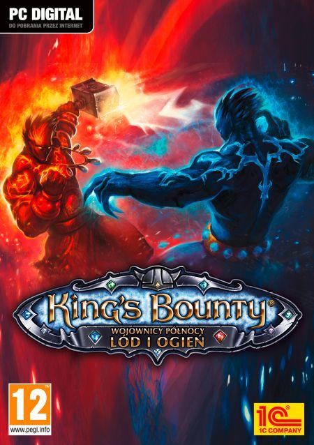King´s Bounty: Wojownicy Północy - Lód i ogień DLC (PC) klucz Steam