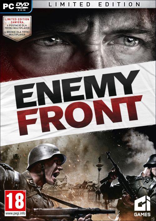 Enemy Front Edycja Limitowana (PC) + DLC PL