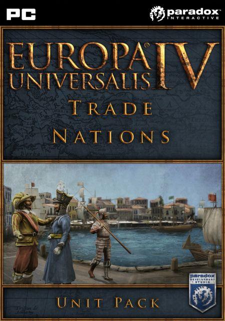 Europa Universalis IV DLC Trade Nations Unit Pack (PC) DIGITAL