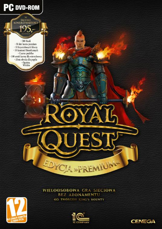 Royal Quest Premium (PC) PL