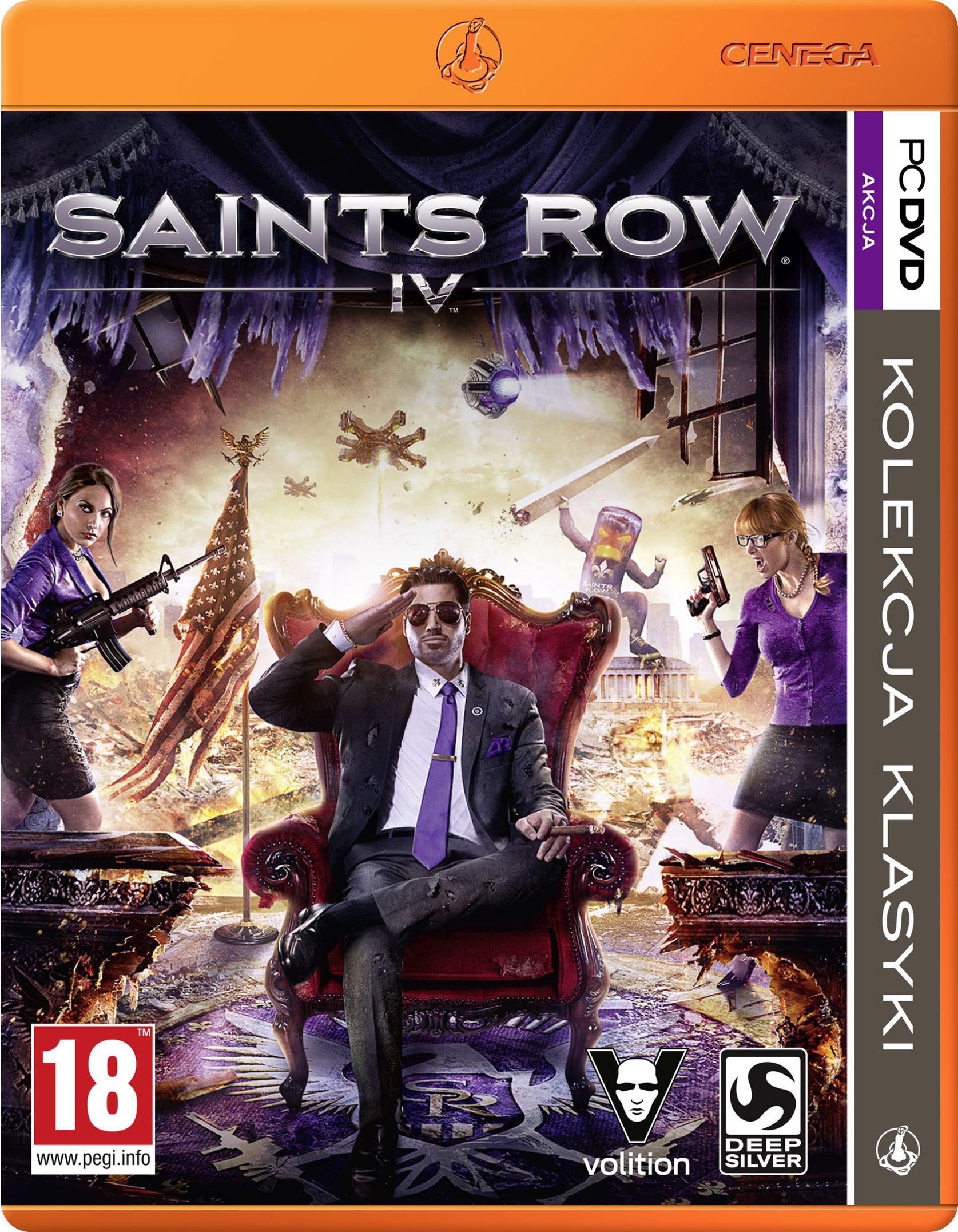 Saints Row IV (PC) PL
