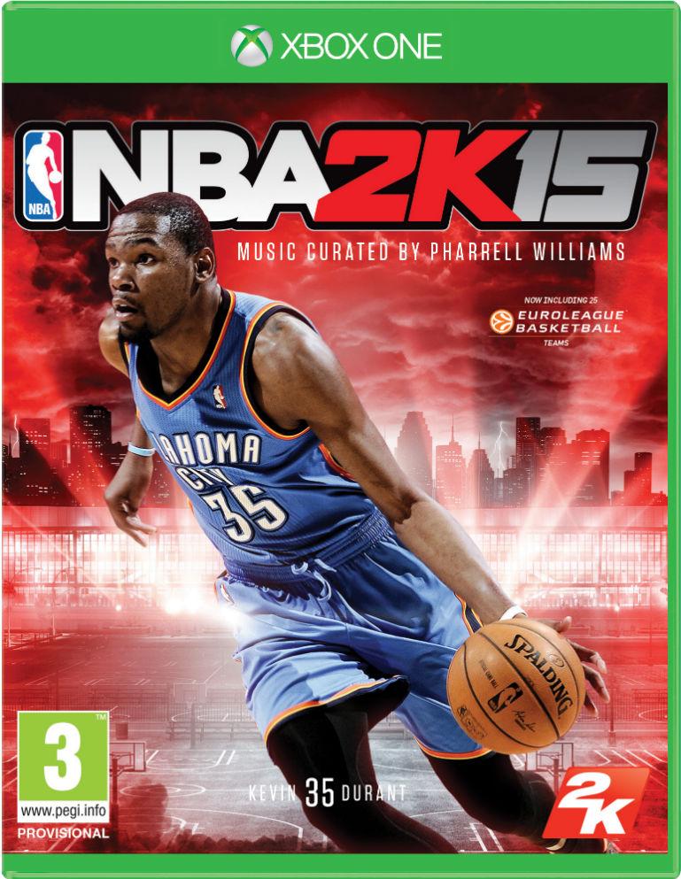NBA 2K15 (XOne)