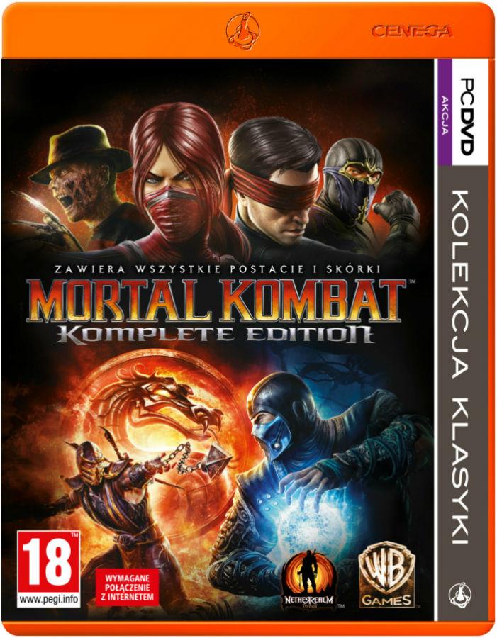 Mortal Kombat Komplete Edition (PC)