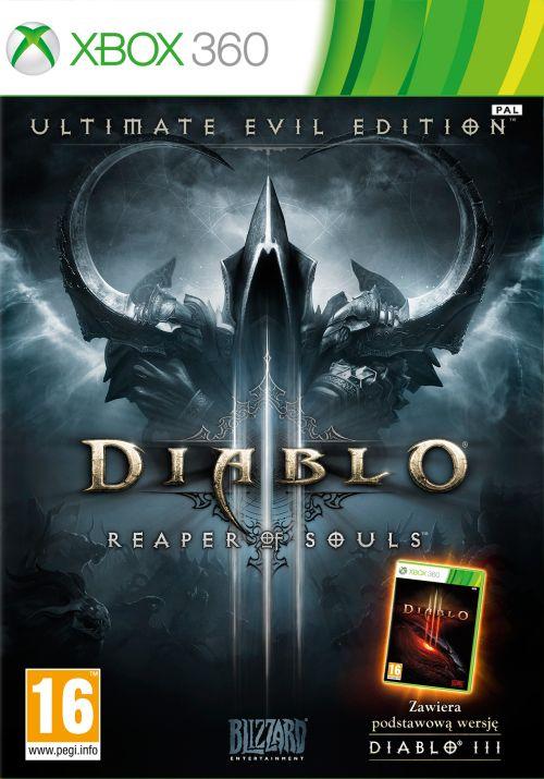 Diablo III: Ultimate Evil Edition (X360) PL