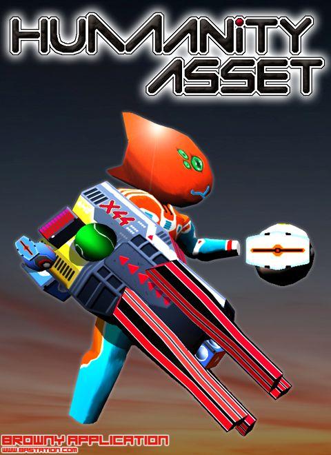 Humanity Asset (PC) DIGITAL