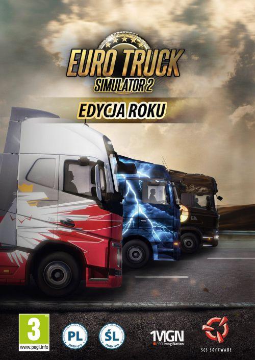 Euro Truck Simulator 2: Edycja Roku (PC) klucz Steam