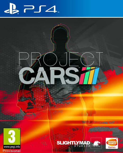 Project CARS (PS4) PL