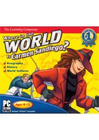Where in the World is Carmen Sandiego? (PC) DIGITAL