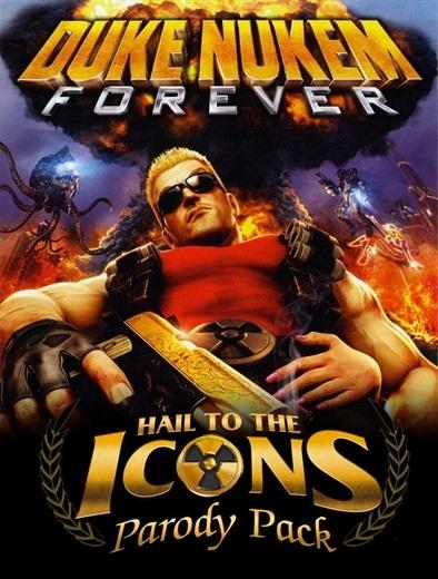 Duke Nukem Forever: Hail to the Icons Parody Pack (PC) DIGITAL