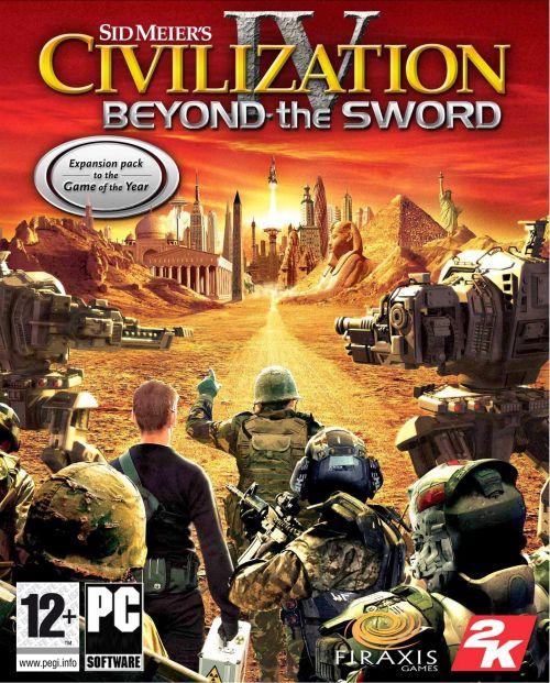 Sid Meier's Civilization IV: Beyond the Sword (PC) DIGITAL
