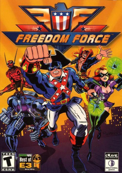 Freedom Force (PC) DIGITAL