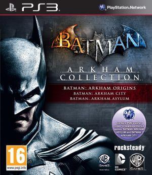 Batman: Arkham Collection (PS3)