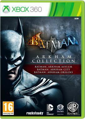 Batman: Arkham Collection (X360)