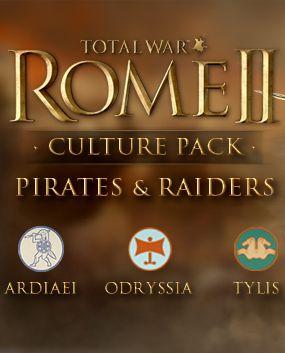 Total War: Rome II - Pirates and Raiders (PC) klucz Steam