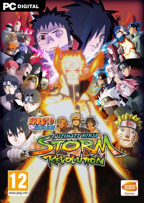 Naruto Shippuden: Ultimate Ninja Storm Revolution (PC) DIGITÁLIS