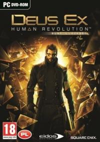 Deus Ex: Bunt Ludzkości. (PC) PL DIGITAL