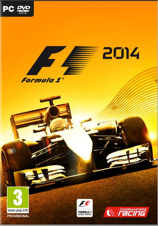 F1 2014 (PC) DIGITAL - Andrzej Borowczyk w roli komentatora!