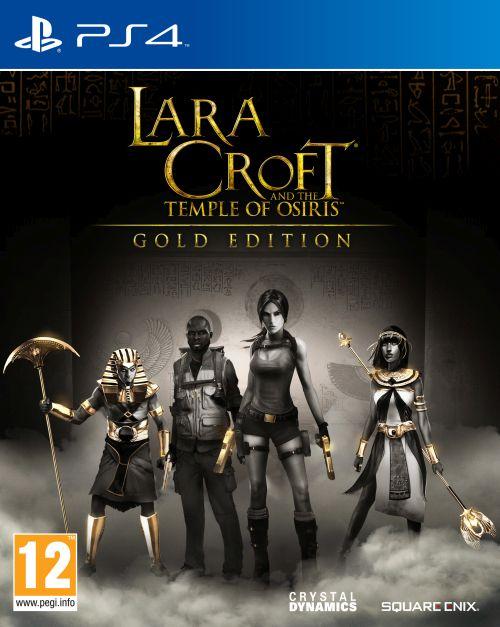 Lara Croft and the Temple of Osiris - Gold Edition (PS4) + DLC