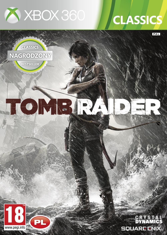 Tomb Raider Classics (X360) PL