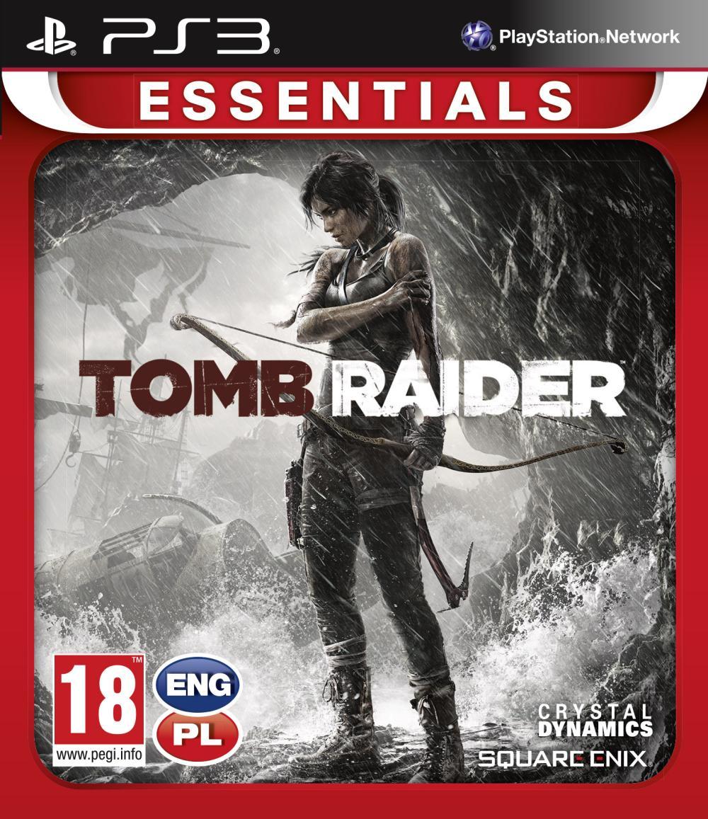 Tomb Raider Essentials (PS3) PL/ANG