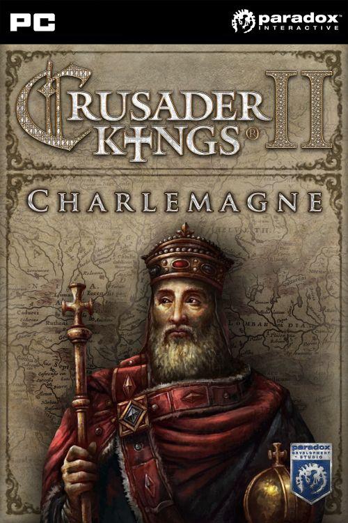 Crusader Kings II: Charlemagne (PC) klucz Steam