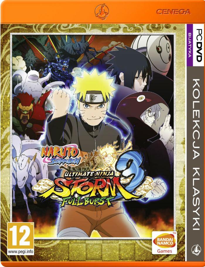 Naruto Shippuden Ultimate Ninja Storm 3: Full Burst (PC)