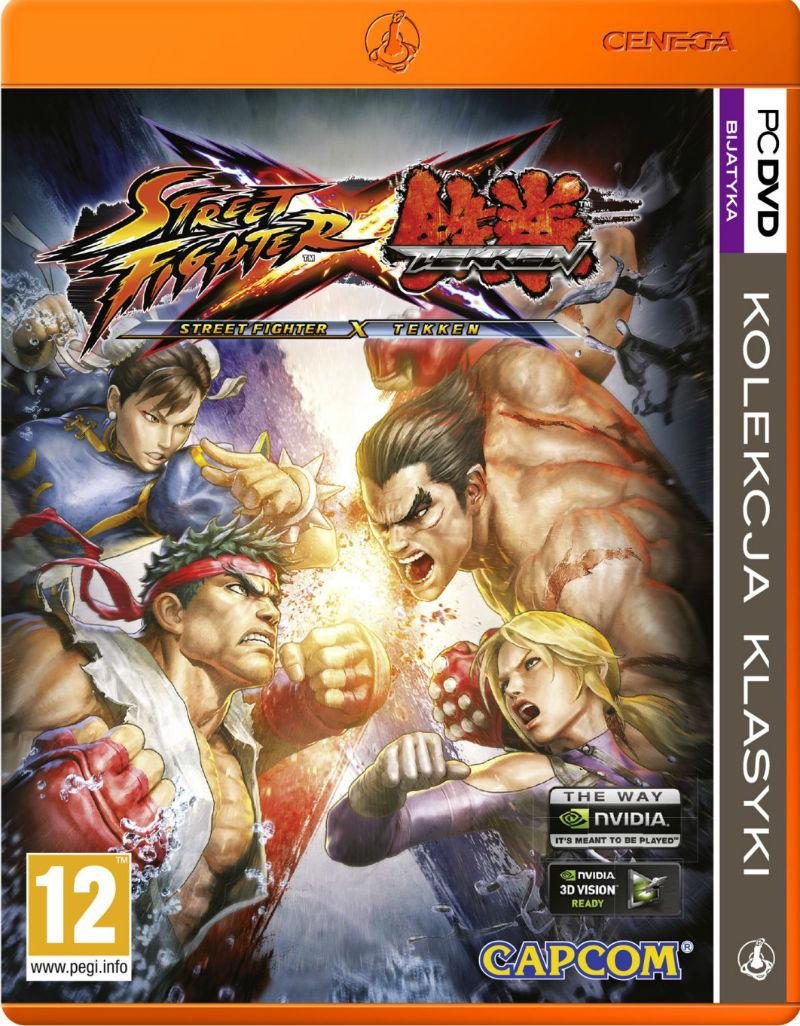 Street Fighter X Tekken (PC) PL