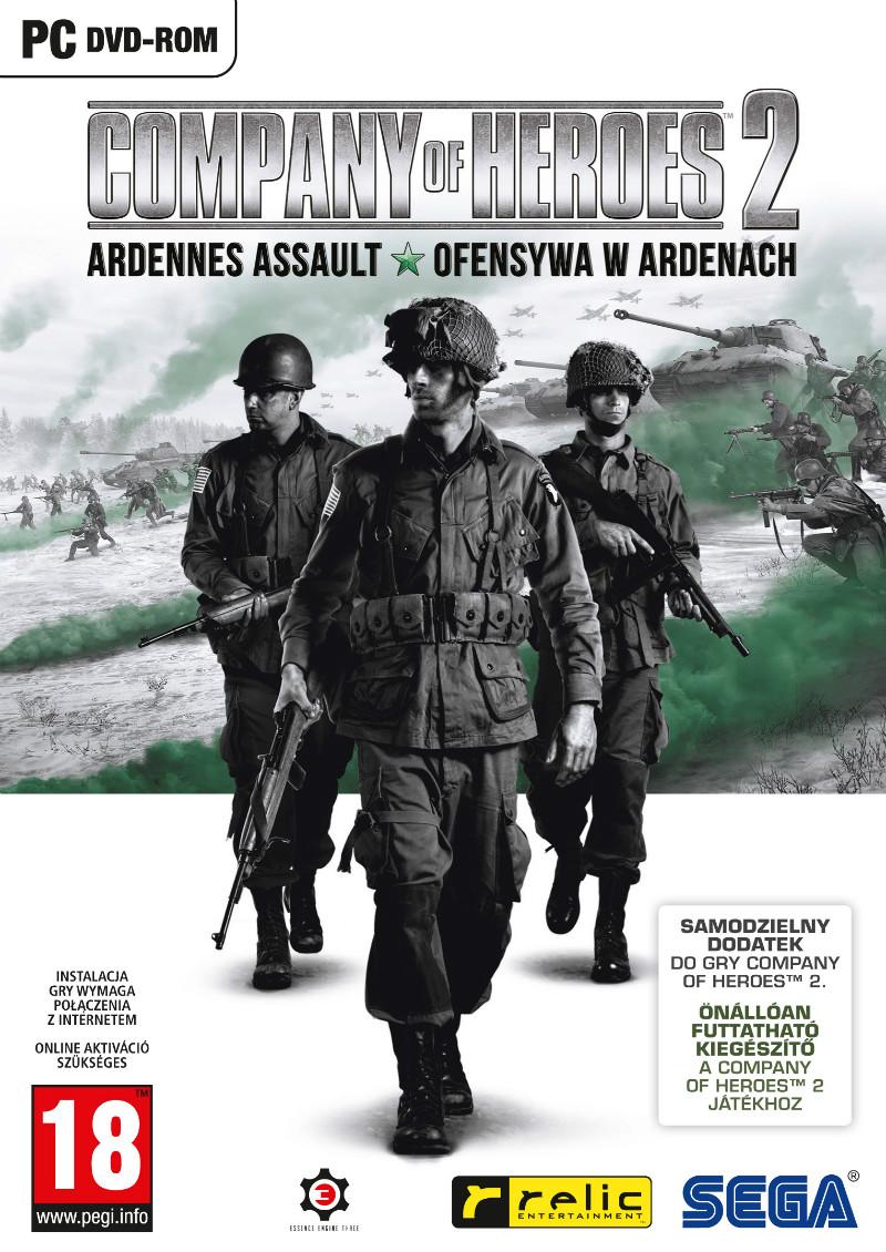 Company of Heroes 2: Ardennes Assault - Ofensywa w Ardenach (PC) PL