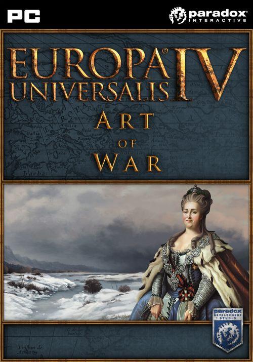Europa Universalis IV: Art of War (PC) klucz Steam