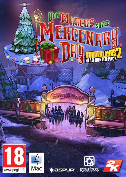 Borderlands 2: Headhunter 3 - How Marcus Saved Mercenary Day (MAC) DIGITAL