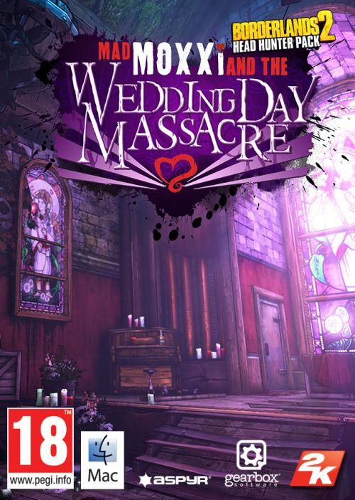 Borderlands 2: Headhunter 4 - Wedding Day Massacre (MAC) DIGITAL