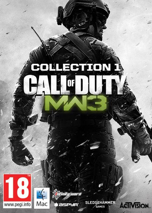 Call of Duty: Modern Warfare 3 Collection 1 (MAC) klucz Steam