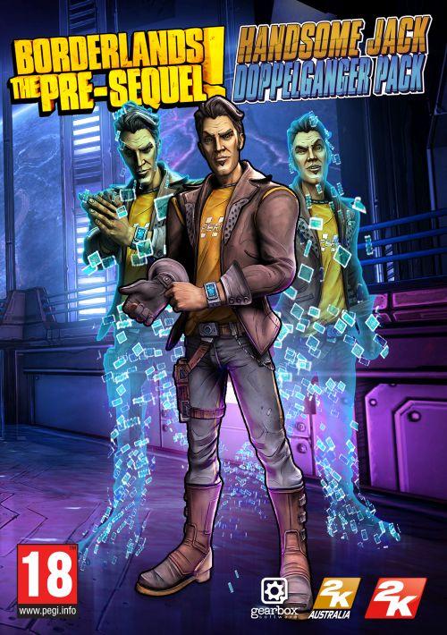 Borderlands The Pre-Sequel - Handsome Jack Doppelganger Pack (PC) DIGITAL