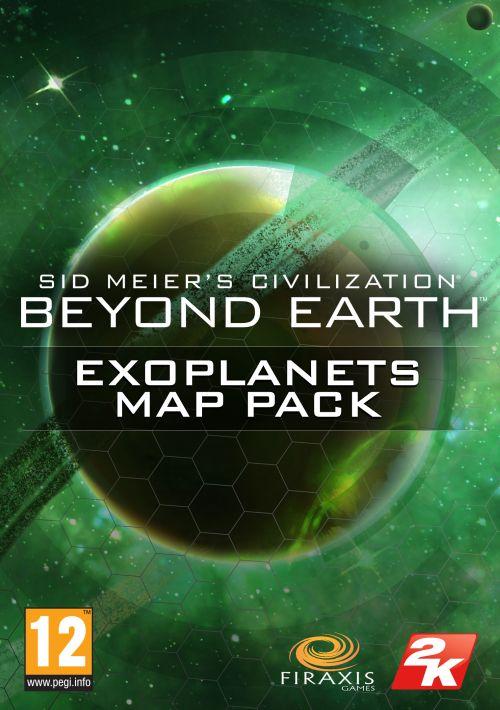 Sid Meier's Civilization: Beyond Earth Exoplanets Map Pack (PC) DIGITAL