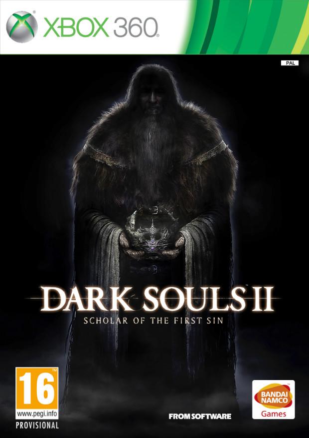 Dark Souls II: Scholar of the First Sin (X360) PL