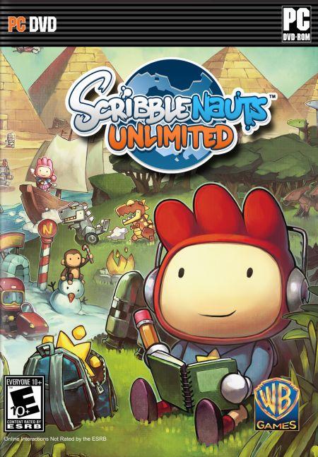 Scribblenauts Unlimited (PC) klucz Steam