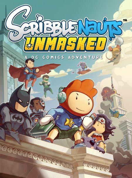 Scribblenauts Unmasked: A DC Comics Adventure (PC) DIGITAL