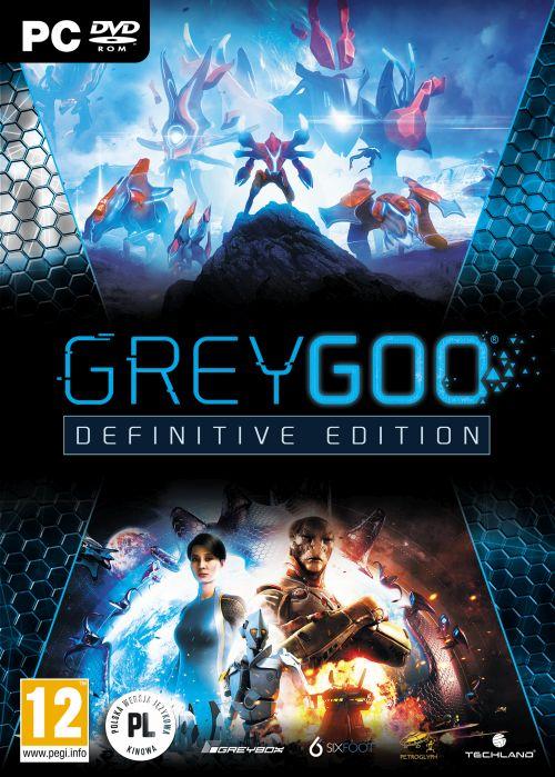 Grey Goo Definitive Edition (PC) PL klucz Steam