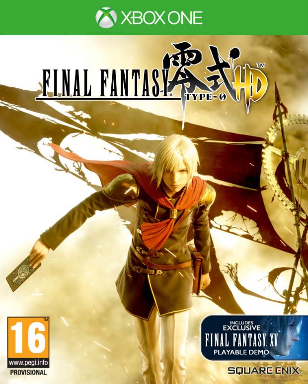 Final Fantasy Type-0 HD Edycja Limitowana FR4ME (XOne)