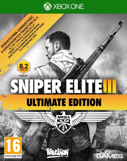 Sniper Elite III - Ultimate Edition (XOne)