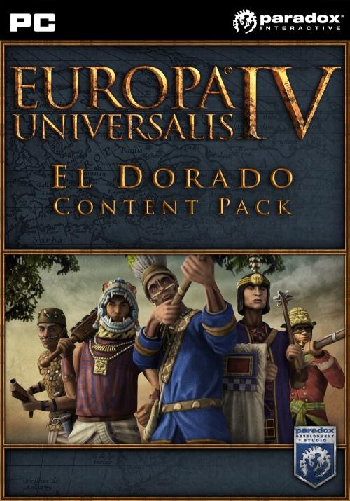 Europa Universalis IV: El Dorado Content Pack (PC) klucz Steam