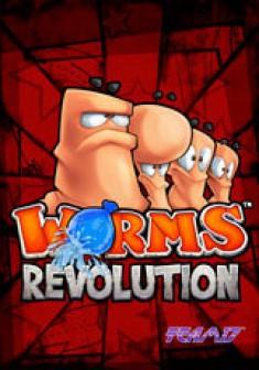 Worms Revolution - Mars Pack DLC (PC) klucz Steam