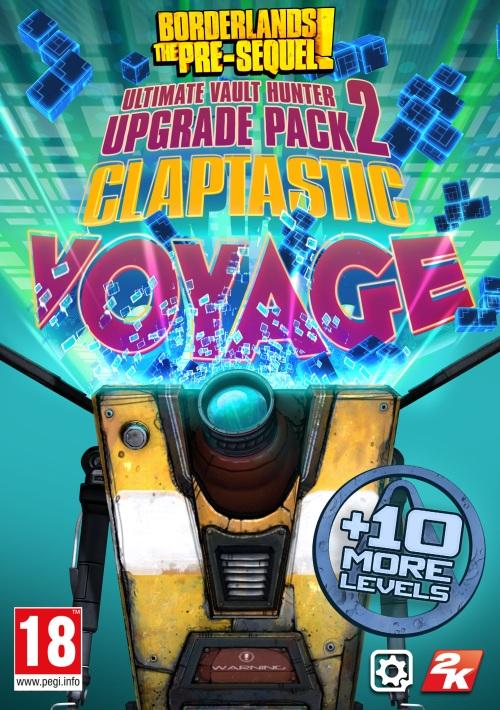 Borderlands The Pre-Sequel - Claptastic Voyage and Ultimate Vault Hunter Upgrade Pack 2 (PC) DIGITAL