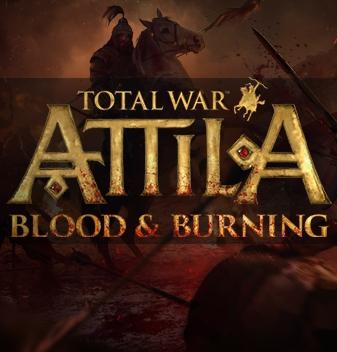 Total War: ATTILA – Krew i ogień (PC) klucz Steam
