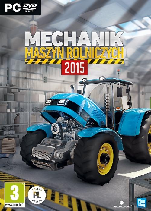 Mechanik Maszyn Rolniczych 2015 (PC)