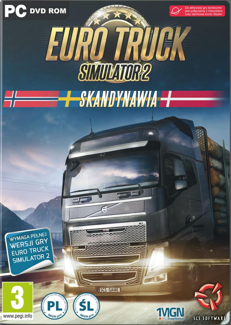 Euro Truck Simulator 2 - Skandinávie (PC/MAC/LINUX) DIGITAL